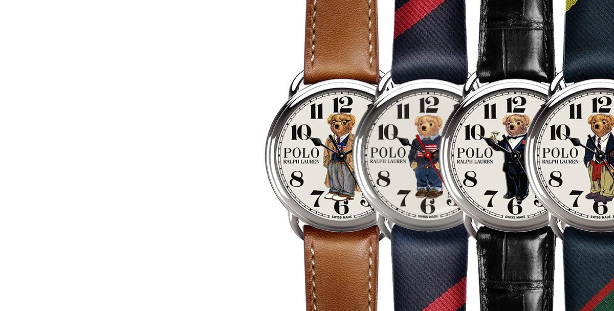841415158ff6 Polo Bear Watches