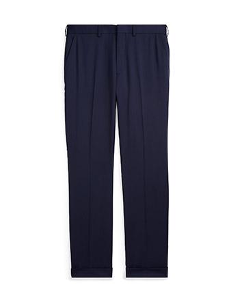 Pantalón Gregory de sarga de lana