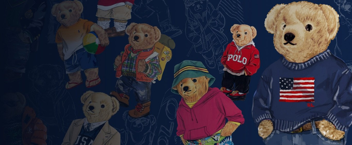Illustrations of the Polo Bear